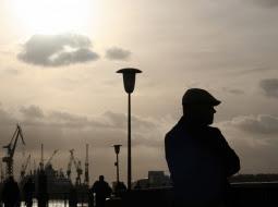 Sombras e Lugares: Hamburgo, Alemanha