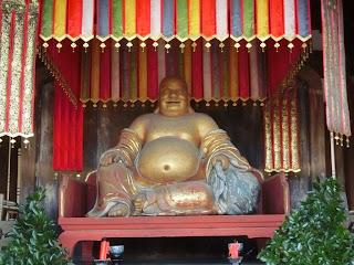京都:萬福寺布袋尊