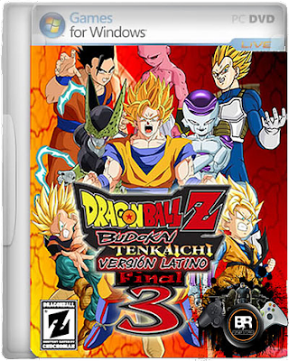b16064cf5 Título  Dragon Ball Z Budokai Tenkaichi 3 Version Latino Final PC Full  Español
