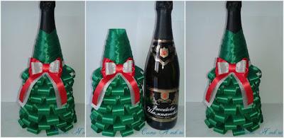 botellas-decoradas-navidad