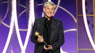Discurso de aceitação de Ellen DeGeneres para o prêmio Carol Burnett: assista aos destaques