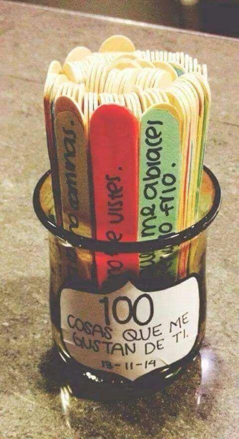 Ideas para San Valentin