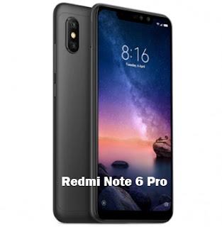 Xiaomi kembali meluncurkan hp terbaru Xiaomi tahun  Xiaomi Redmi Note 6 Pro, Ponsel dengan Dual Camera Selfie