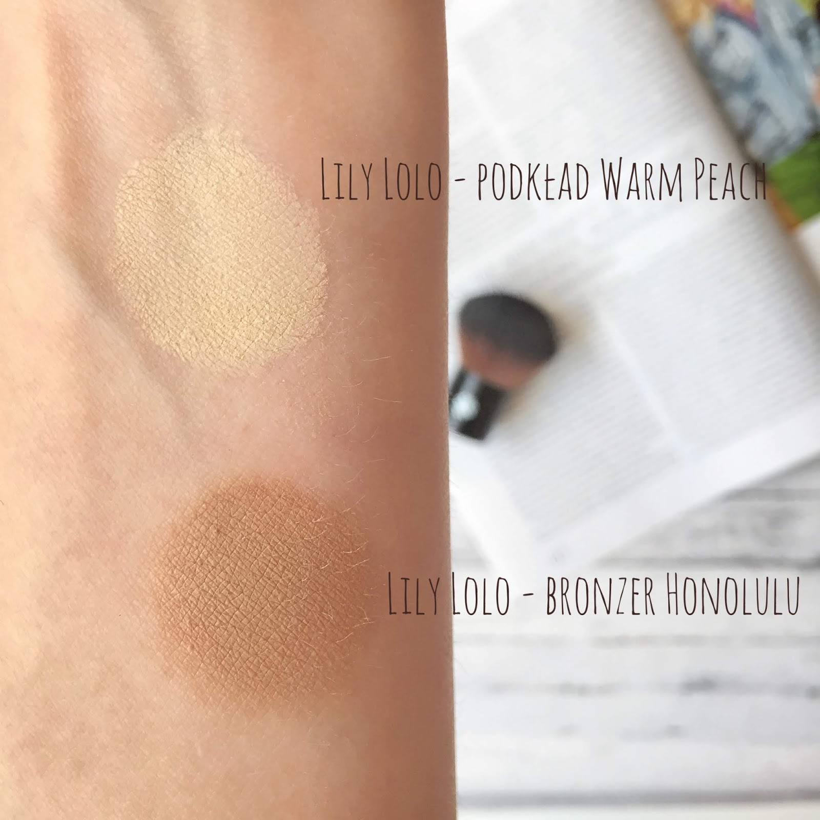 kosmetyki Lily Lolo