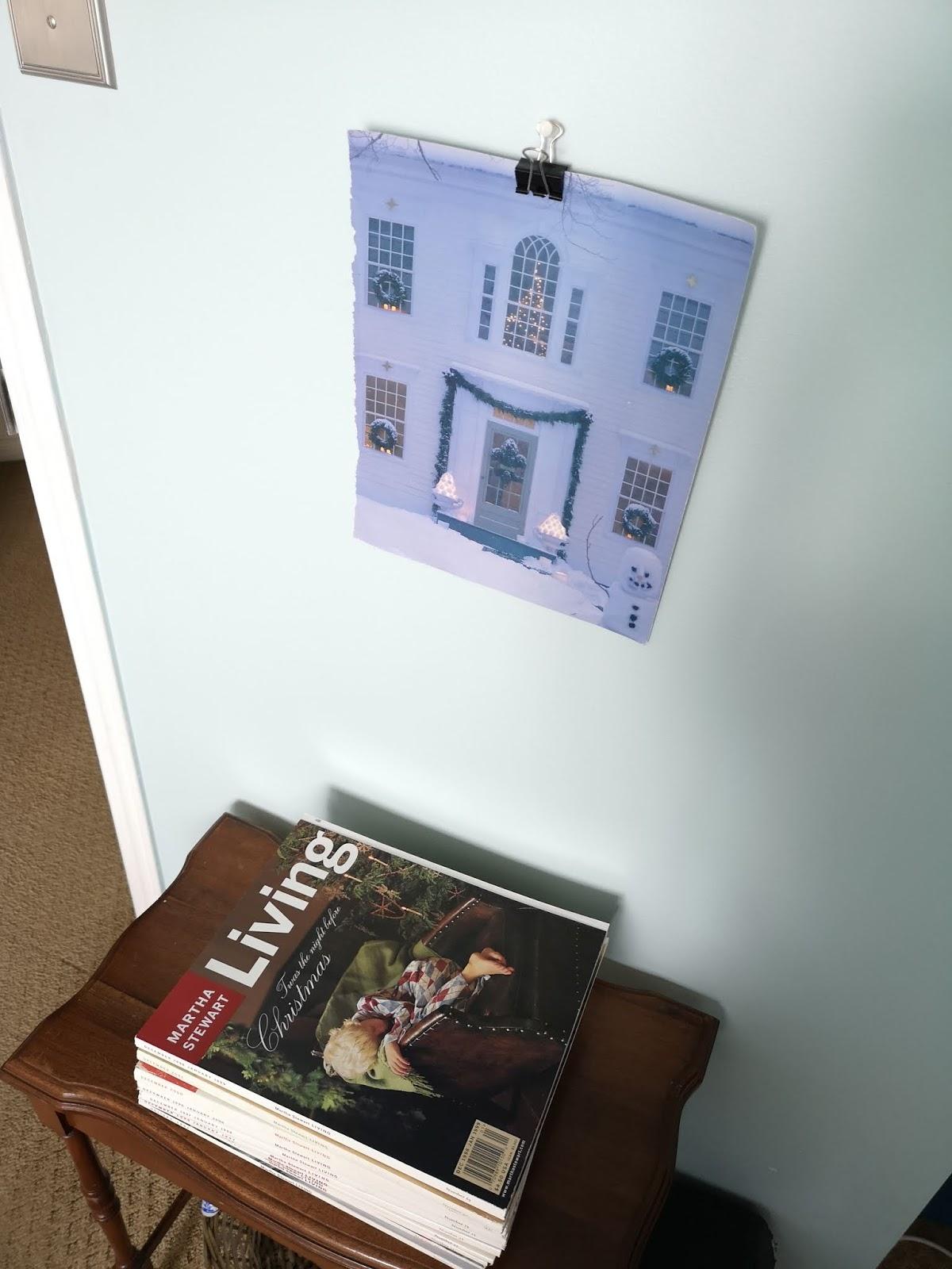 December issues of Martha Stewart Living