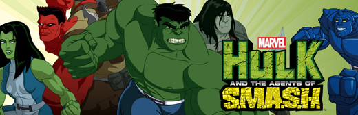 Hulk and the Agents of S M A S H  S01E12 Into the Negative
