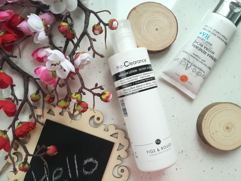FIGS & ROUGE  MICELLAR LOTION INSTANT ACTION [+] MAKE-UP & IMPURITIES REMOVER