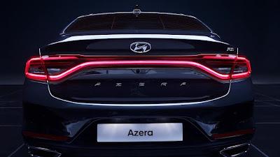 2018 Hyundai Azera Limited Date de sortie, reconception, prix et spécifications Rumeurs