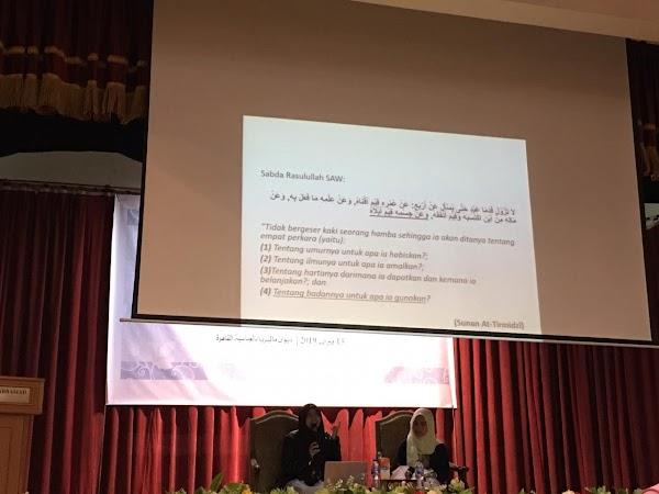 Adakan Seminar Asean Muslimah, Tengku Masyithoh: Semoga Tidak Hanya Sampai di Sini