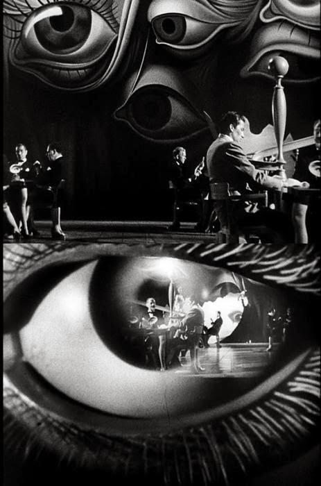 Σκηνικά που επιμελήθηκε ο Salvador Dali για το Spellbound