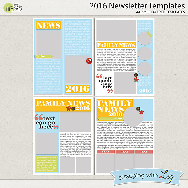 Scrapping with Liz 50 OFF Travel Journal  Newsletters
