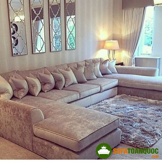 sofa góc rộng 2017