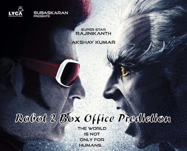 Robot 2 Box Office Prediction