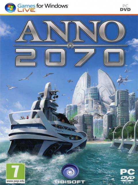 تحميل لعبة Anno 2070 مضغوطة كاملة بروابط مباشرة مجانا