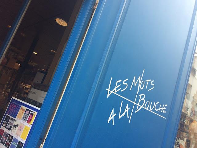 Les Mots à la Bouche - Paris