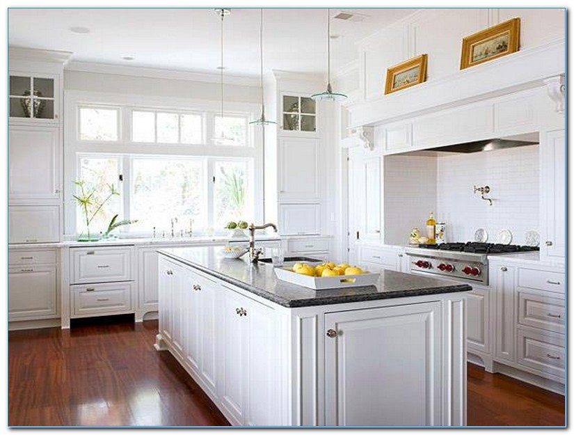 Best White Paint COLORS for KITCHEN Cabinets - Kitchen ...