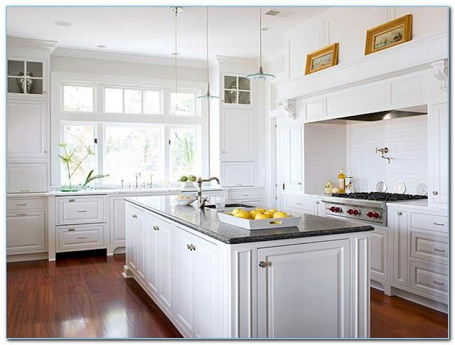 Best White Paint COLORS for KITCHEN Cabinets | Home ...