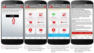 Apa Itu Wififlashzone Seamless Telkomsel Bagaimana Cara Daftarnya Cara Paket Kuota 2018