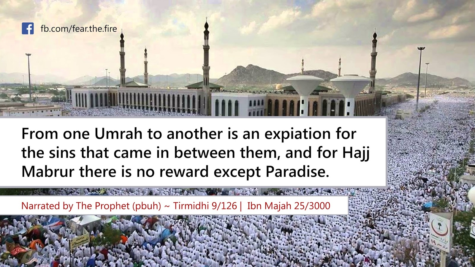 Side effects of Delaying Hajj, if one has the means - Inch