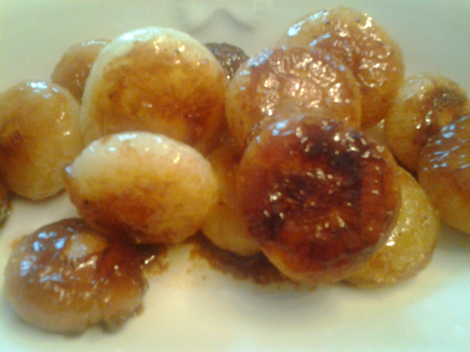 Splende il sole in cucina cipolline borettane caramellate for Ricette culinarie