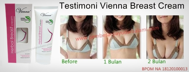 Testimoni vienna breast cream original