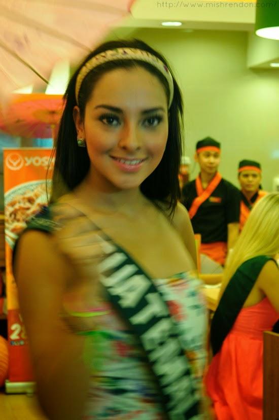 Ms. Guatemala - Thalía Carredano