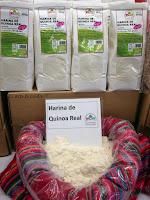 Mad gluten free quinoa amaranto