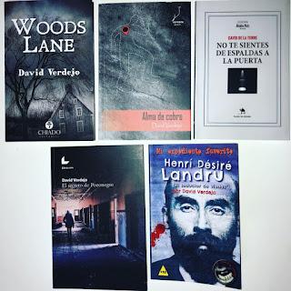 """Henri Desiré Landru"", ""Woods Lane"", ""Alma de cobre"", ""El secreto de Pozonegro"""