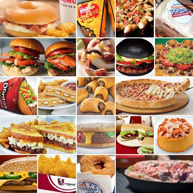 หยุดกินอาหารกระตุ้นสิว อาหารขยะ