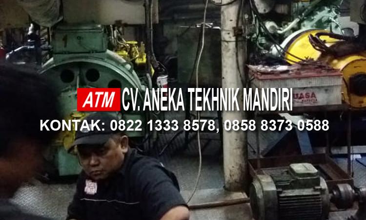 Harga Jasa Perbaikan Genset Industri - 082213338578