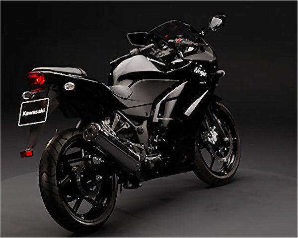 Motorcycle Images Kawasaki Ninja 250r Images