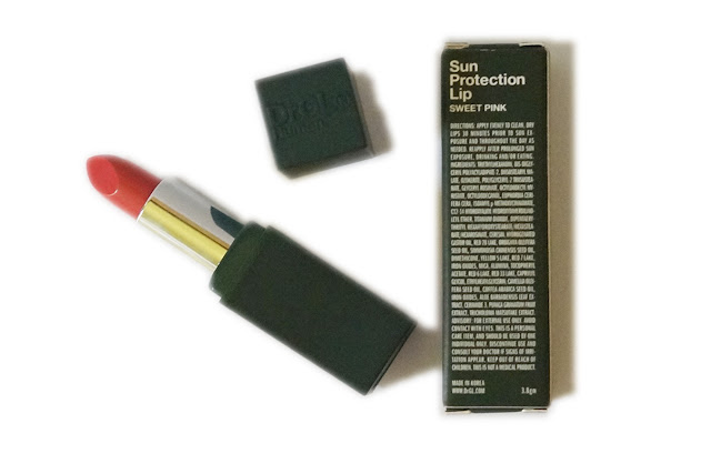 DrGL Sun Protection Lip in Sweet Pink