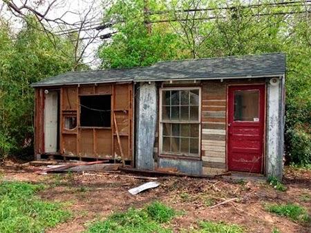 A casa eh sua decora o sem pesar o bolso um giro pela for Casa minimalista rustica