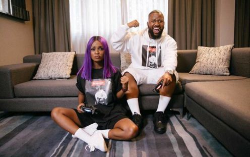Cassper Nyovest - Baby Girl Video