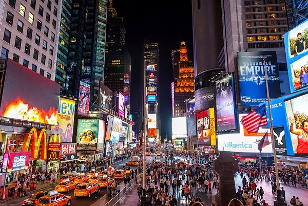 5 top places to see in new york