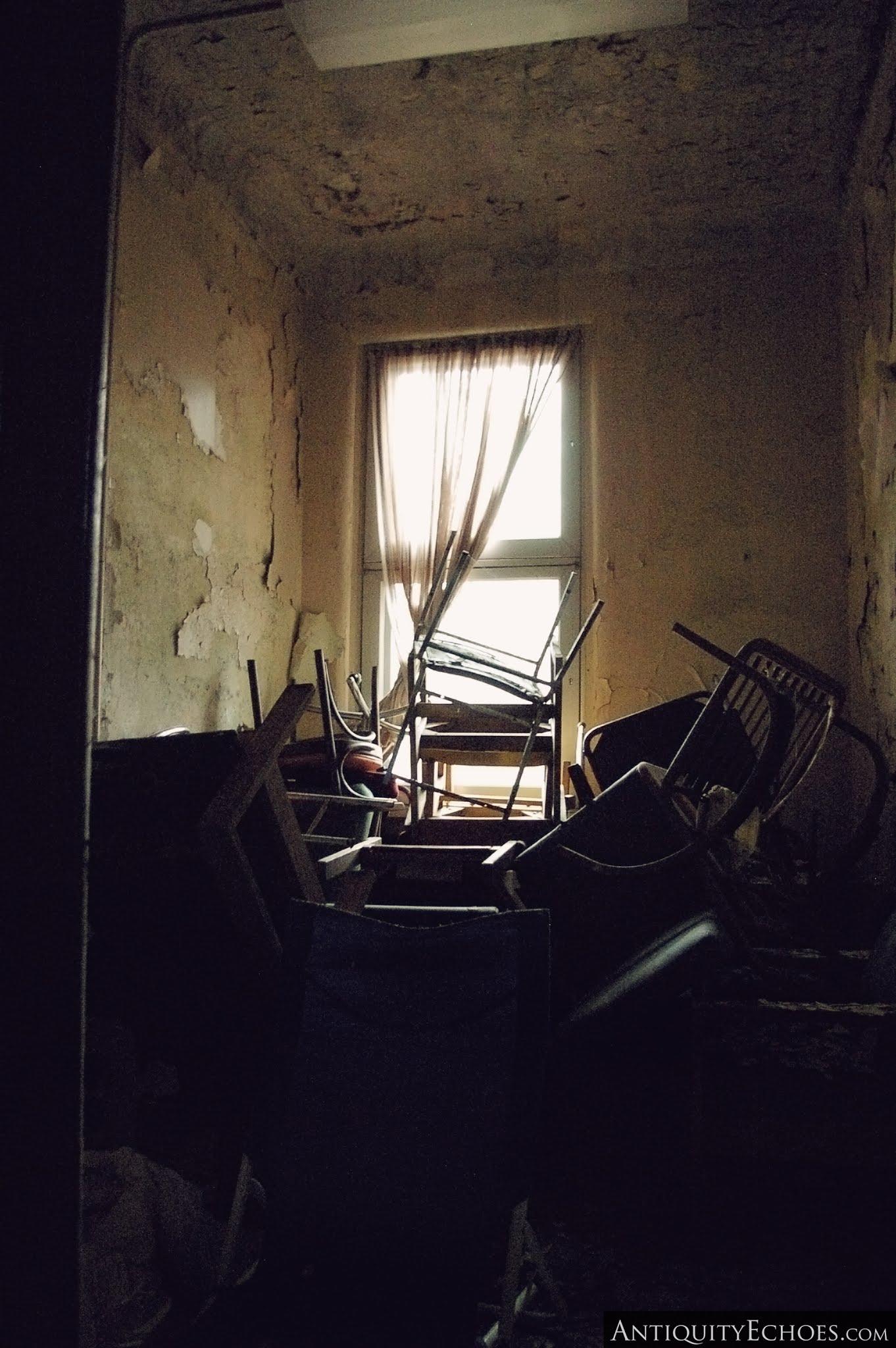 Overbrook Asylum - Stacked