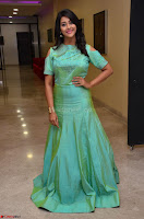 Pooja Jhaveri in Beautiful Green Dress at Kalamandir Foundation 7th anniversary Celebrations ~  Actress Galleries 052.JPG