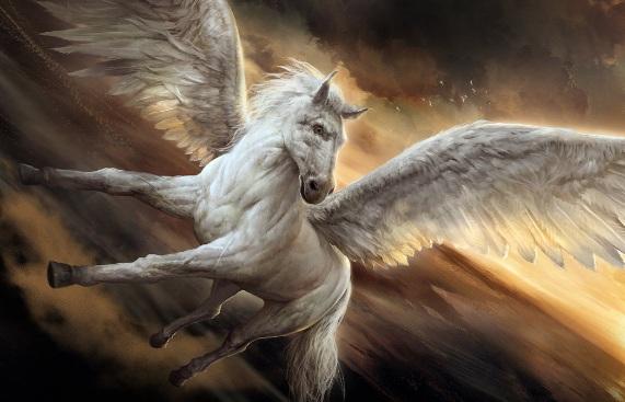 Mitologi Pegasus: Kuda Putih yang Bersayap