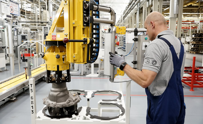 Daimler incumplió las NOM: 042-SEMARNAT-2003 y 079-SEMARNAT- 1994. (Foto: Daimle