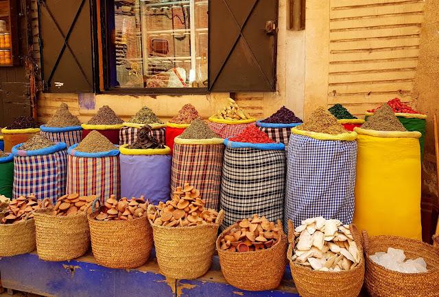 Herboristes des Amis Marrakech