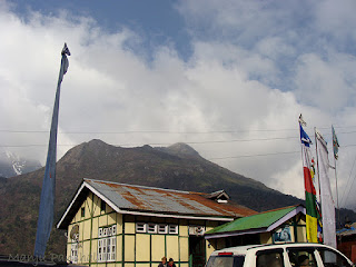 Photograph taken at Thangu, North Sikkim by Manju Panchal