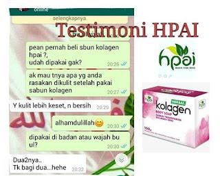 Manfaat Sabun kolagen hpai untuk kulit jerawat aman efek sampingnya