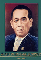 gambar-foto pahlawan nasional indonesia, Sri Sultan Hamengkubuwono IX