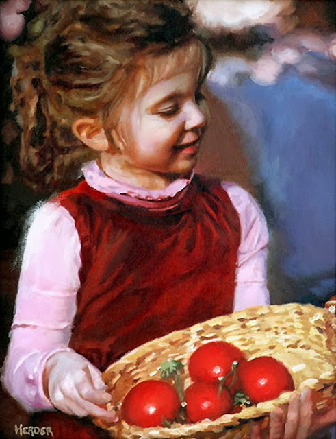 Edwin Herde | American Figurative Painter