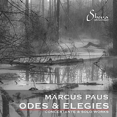 Marcus Paus - Odes & Elegies - Sheva Contemporary