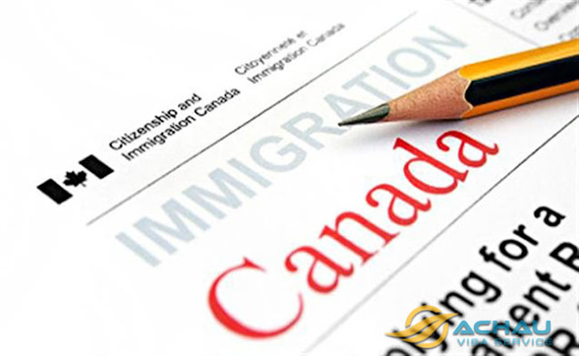 Địa điểm nộp hồ sơ xin visa Canada