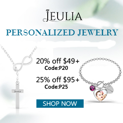 Jeulia Personalized Jewelry Online