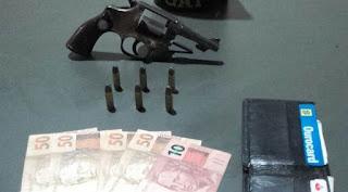 Guarda Municipal prende acusado de assalto a lanchonete em Arapongas (PR)