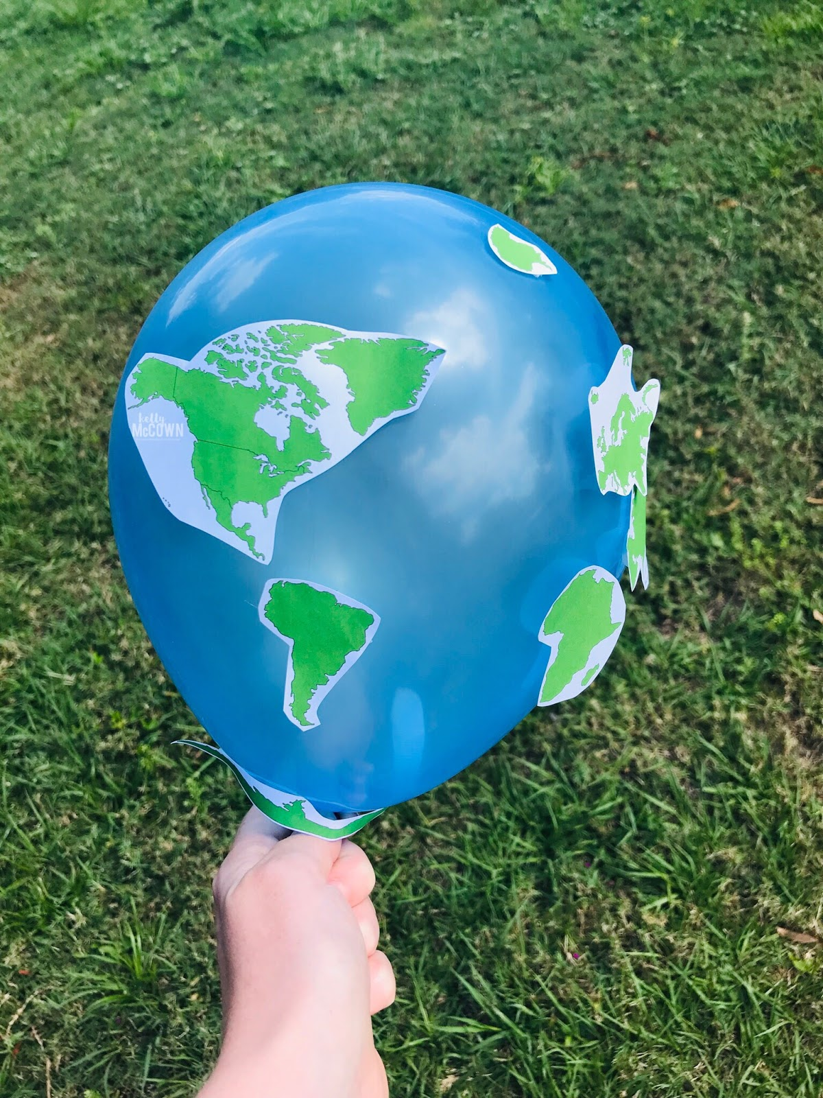 Kelly Mccown Earth Day Math Activities