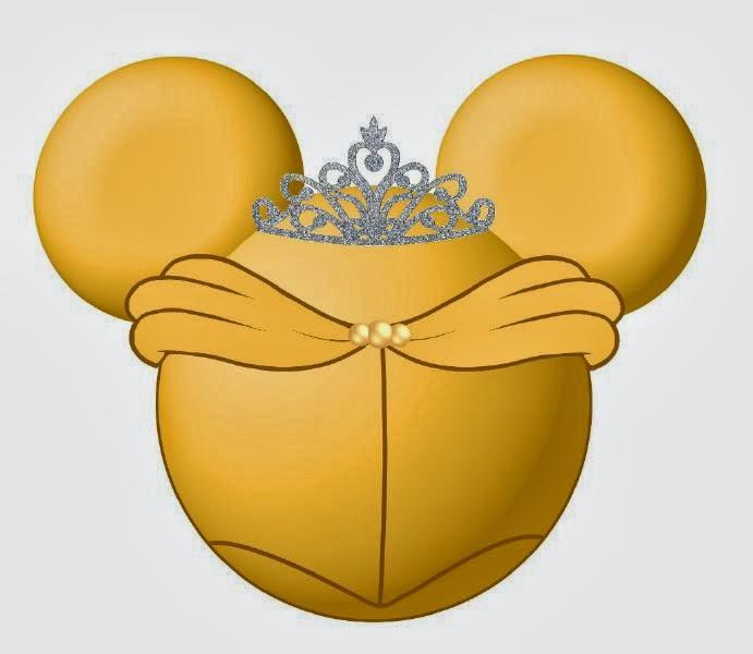 It is a picture of Gargantuan Disney Character Ears